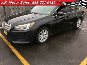 2015 Subaru Legacy 3.6L, Automatic, Heated Seats, AWD