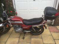 Honda 250N Superdream Deluxe. Good runner