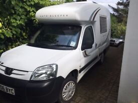 Fabulous cosy 2-berth campervan in excellent condition with very low mileage
