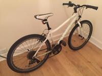 Ladies Carrera subway hybrid bike