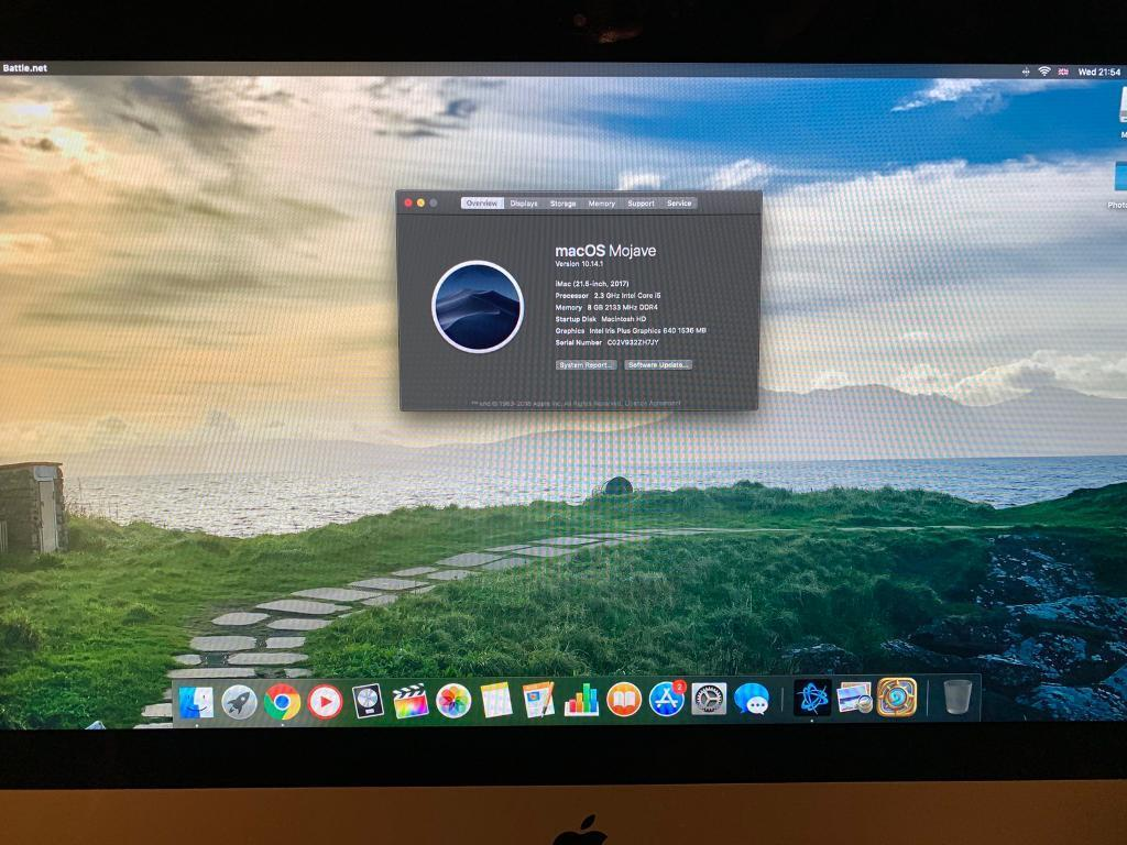 "iMac 21 5"" 2017 Model (Price drop) 