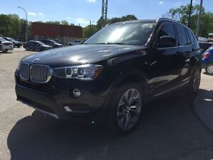 2016 BMW X3 xDrive28i *AWD*LTHR *NAV *MOONROOF *CAM