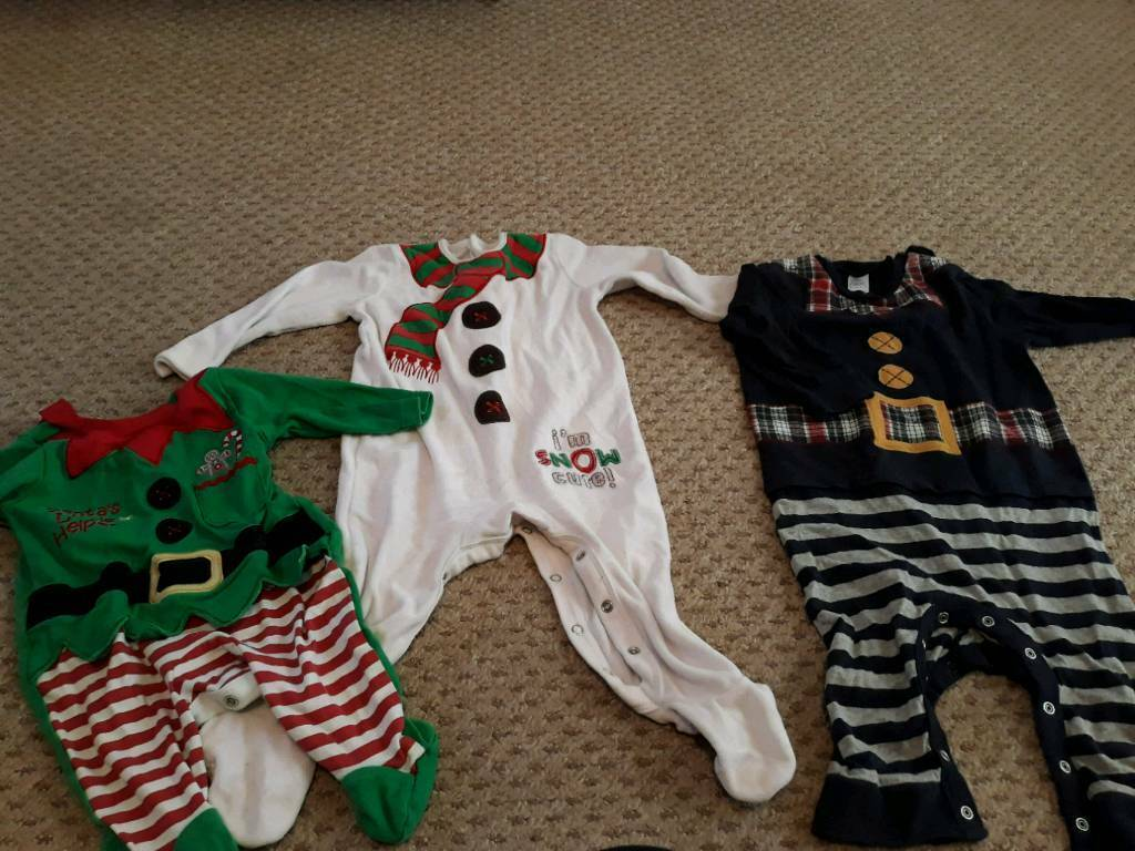 Baby and boy clothes bundles (mix)
