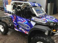 Polaris RZR XP1000 comp safari MSA