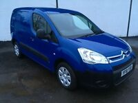 2012 berlingo 3 seater only 77k miles clean van *finance available*