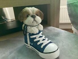 Shih Tzu in Sports Shoe Ornament