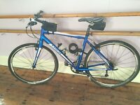 City Bike Trek 7.5 FX Unisex Hybrid bike. Excellent Cond. Hardly used just ridden for 100 miles.