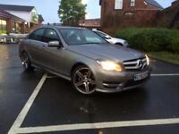Mercedes C220 AMG spec cheapest online