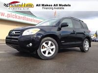 2007 Toyota RAV4 Limited!!!   LEATHER AND SUNROOF!!! City of Toronto Toronto (GTA) Preview