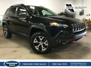 2016 Jeep Cherokee Leather, Backup Camera
