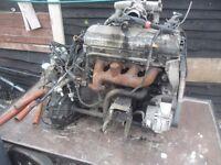 Mercedes Vito Engine
