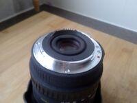 Sigma 17-35mm F2.8-4 - Canon