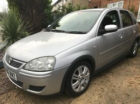 Vauxhall corsa 1.4 active automatic 2006 very low mileage lovely reliable little car!