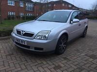 2005 Vauxhall Vectra 1.8 Petrol *Long MOT*