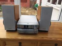 Panasonic DVD stereo system SA-DP1