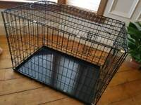 Large dog cage/ crate