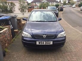 *QUICK SELL* VERY GOOD CONDITION VAUXHALL ASTRA CLUB AUTOMATIC 1.6V PETROL