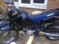 Yamaha DT125 RE Motorbike