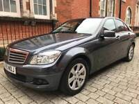 2009 Mercedes-Benz C Class 1.6 C180 BlueEFFICIENCY Kompressor SE ** PW WELCOME not c200