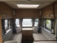 2015 Elddis Chatsworth 636 Caravan