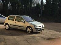 Renault Clio 2004 1.5 tdi