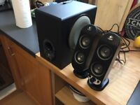 Logitech 2.1 Speaker System with Bass