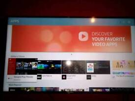 "Samsung 50"" 4K UHDTV Smart TV"