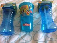 NEW KIDS CUPS X 3