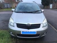 Make me an offer Sale/Swap Corolla Verso £ 695 or Nearest Offer