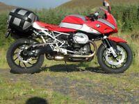 Bmw R1200S sports tourer