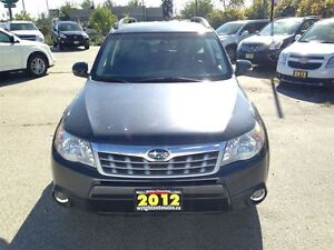 2012 Subaru Forester | NAVIGATION| LEATHER| SUNROOF| 60,119KMS Cambridge Kitchener Area image 10
