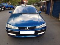 PEUGEOT 406 RAPPIER PETROL ENGINE BIG SWITCH E7 - FINISHED IN ROYAL BLUE