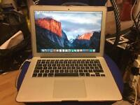 Apple MacBook Air with 2 month warranty - i5 4gb 128gb