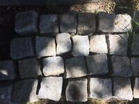 Granite set blocks