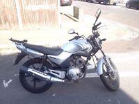 Yamaha YBR 125cc 2009. Great condition.