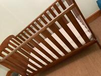 Kids and baby bed