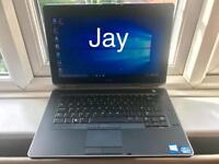 i3 4GB Fast Like New Dell HD Laptop Massive 500GB,Window10,Microsoft office,Ready to use
