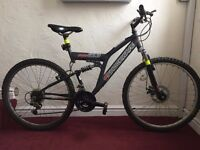 Mountain Bike - Shockwave SUS 800