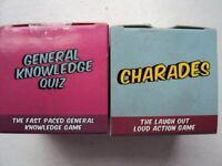 Charade + Quiz Playing Cards