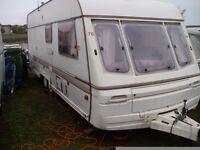 Swift Conqueror 590 Caravan