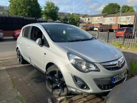 Vauxhall Corsa 1.4 2012