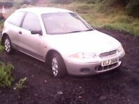 1998 rover 200 diesel for sale