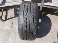 Alloy Wheel & Tyre