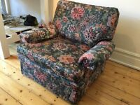 2 Free Arm chairs • Really good condition!