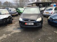 FORD FOCUS C MAX DAMAGED SALVAGE BREAKING 2003 - 2007