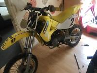 Kx65 2005 swaps