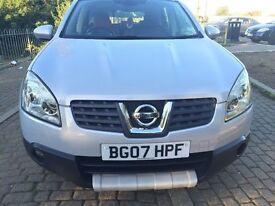 Nissan Qashqai full panoramic sunroof £2799