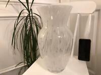 TKMax large glass vase