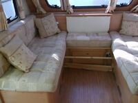 Adria Adora DL612 Caravan With Extras