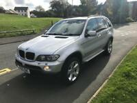 2005 05 BMW X5 3.0d SPORT 3.0 D fullyloaded Px welcome